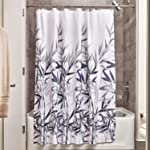 InterDesign Fabric Shower Curtain