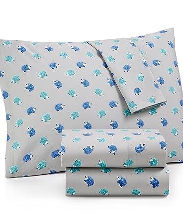 Martha Stewart Whim Sammlung 100 % Baumwolle Blatt Set-Größe Twin ...