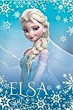 Die Eiskönigin - Elsa Fleece-Decke