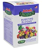 Jobe's Organics 555813 Flowering Liquid, Slow Release, and Water Soluble Plant Foods, 10 Oz