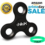 Chillax Fidget Spinner - Tri-Spinner Fidget Toy for Anxiety and ADHD