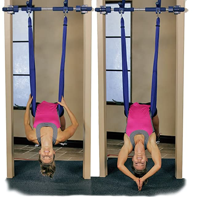 Amazon.com: Aerial Yoga Swing and Frame: Sports & Outdoors