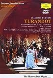 Turandot-Marton,Domingo/Levine [DVD]