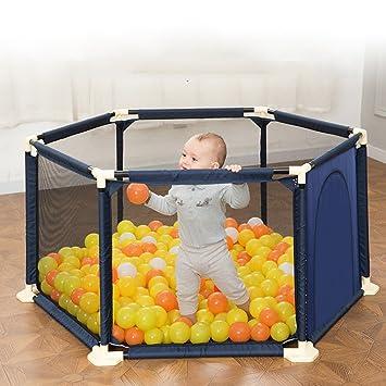 Amazon Com Baby Playpen Fence Plastic Children Playpen Bed Barrier