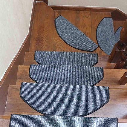 Self-adhesive Non-slip Carpet Stair Treads Luminous Mats Staircase Decor DB