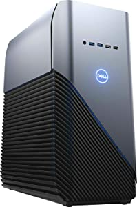 2019 Dell Inspiron Gaming Desktop Computer, AMD Ryzen 7-2700X 8-Core up to 4.3GHz, 16GB DDR4 RAM, 1TB 7200rpm HDD + 256GB SSD, Radeon RX 580, USB 3.1, HDMI, 802.11ac WiFi, Bluetooth 4.1, Windows 10