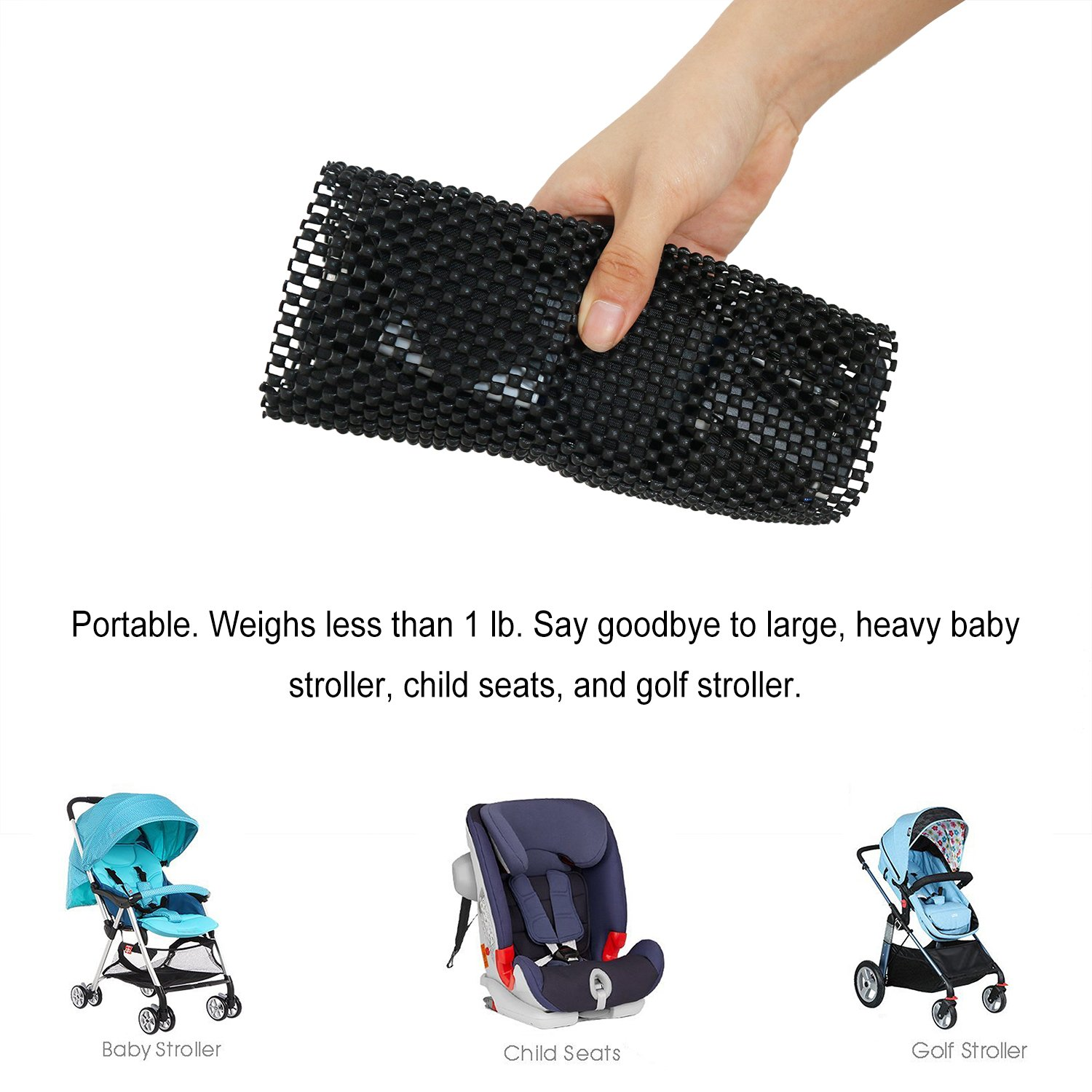 Children Care Harness Safety Airplane Restraint System with Non-Slip Drying Mat For Kids/Toddlers/Children by BabyKim by BabyKim (Image #4)
