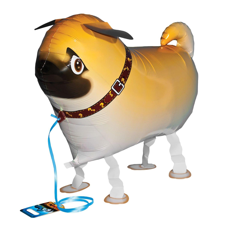 My Own Pet Balloons Pug Domestic Animal
