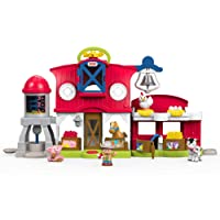 Fisher-Price Little People Caring for Animals Farm [English]