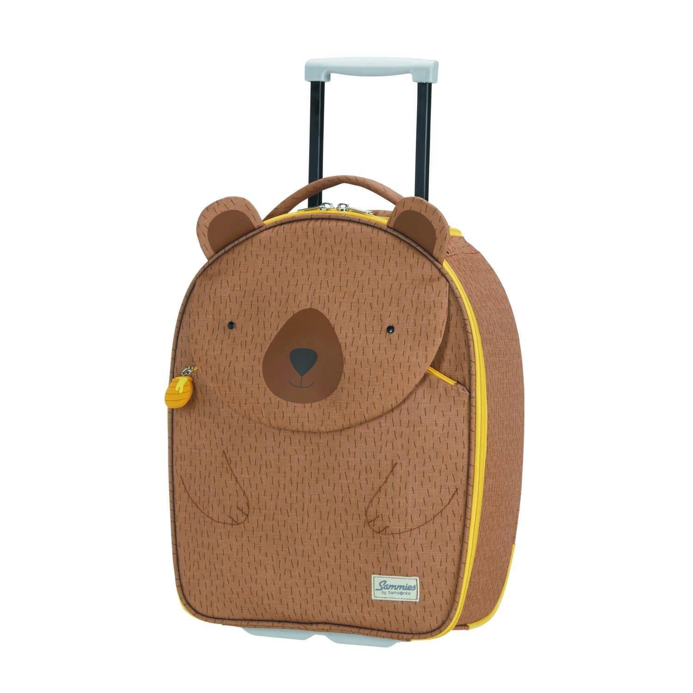 Samsonite Happy Sammies Braun Teddy Bear Upright Kindergep/äck 45 cm 24 L