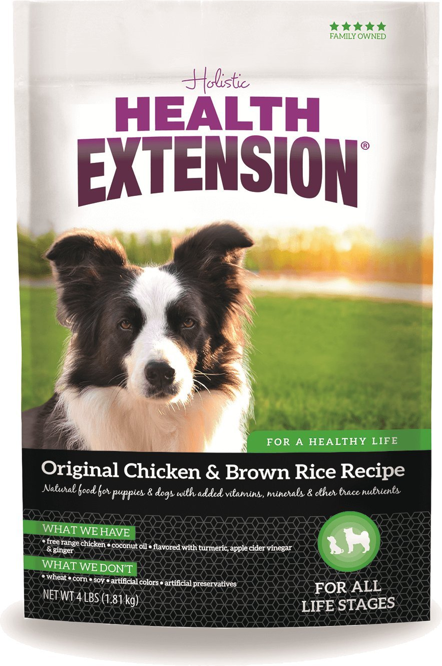 Health Extension Original Chicken and Brown Rice Formula, 40-Pounds