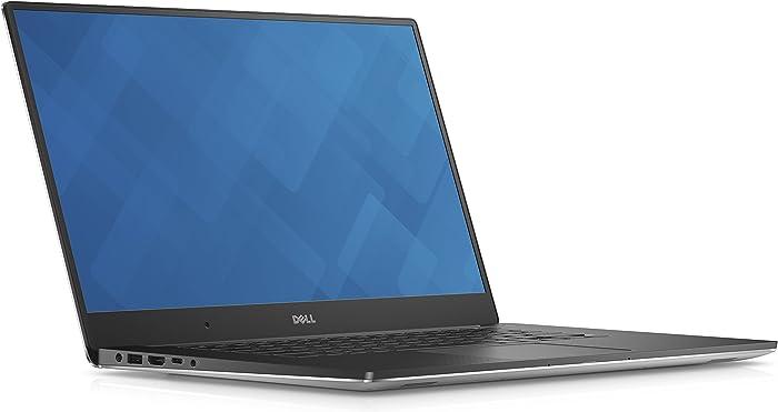 """Dell Precision 5510-2700 15.6"""" FHD Workstation (Intel Core i7, 8GB RAM, 256GB SSD, Windows 7 Pro) with NVIDIA Quadro M1000M Graphics"""