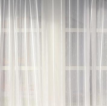 Gardinenband 50mm transparent in 11 Varianten Faltenband Universalband Vorhang