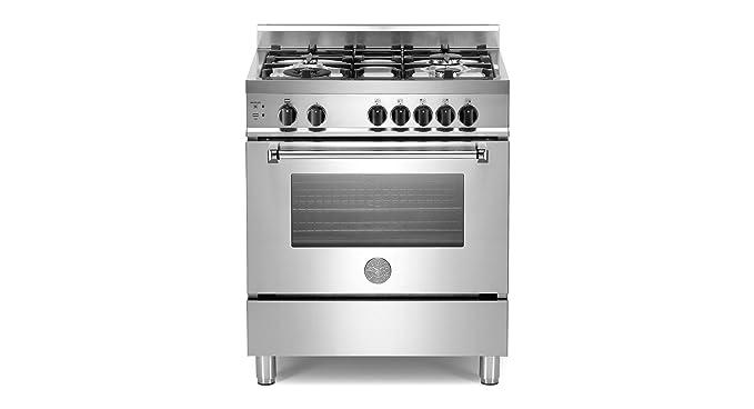 Amazon.com: mas304dfmxe | Bertazzoni Master 30 Dual Fuel ...