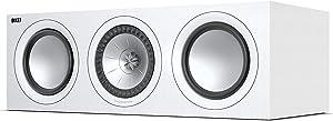 KEF Q250c Center Channel Speaker (Each, White)