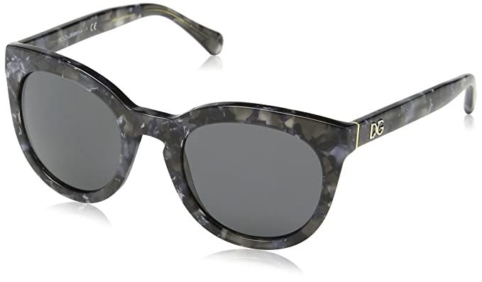 4e494096d3998f Dolce   Gabbana Lunettes De Soleil Mixte  Amazon.fr  Vêtements et  accessoires