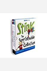 Stink: The Super-Incredible Collection: Books 1-3 Paperback