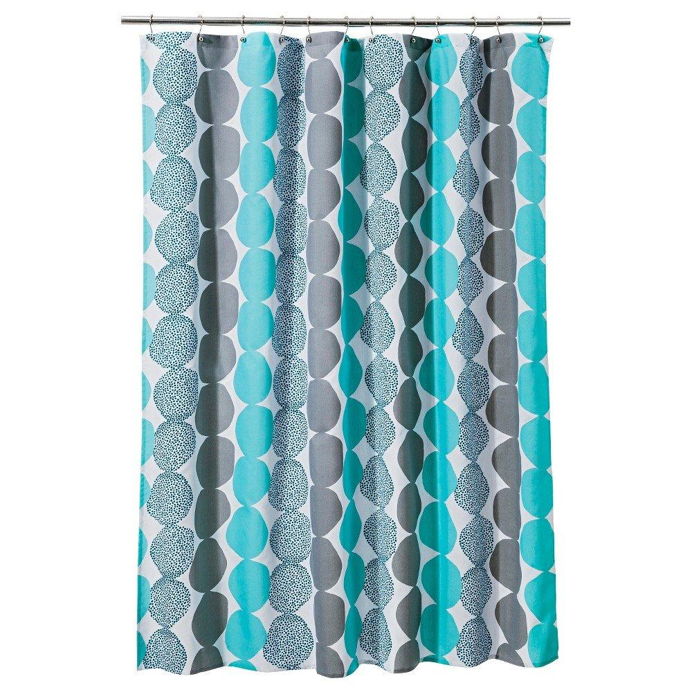Colorful Shower Curtain Burgundy Ideas Bathtub
