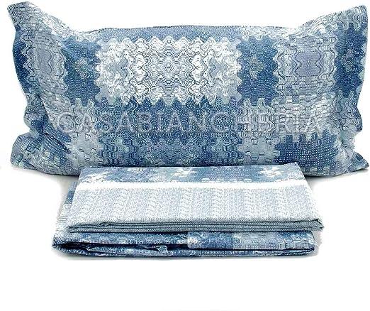 Cogal® – Conjunto de sábanas Franela – cálido Algodón – fantasía ...