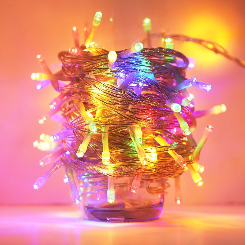 Solide Energiesparende Lichterkette mit zahlreichen Modi