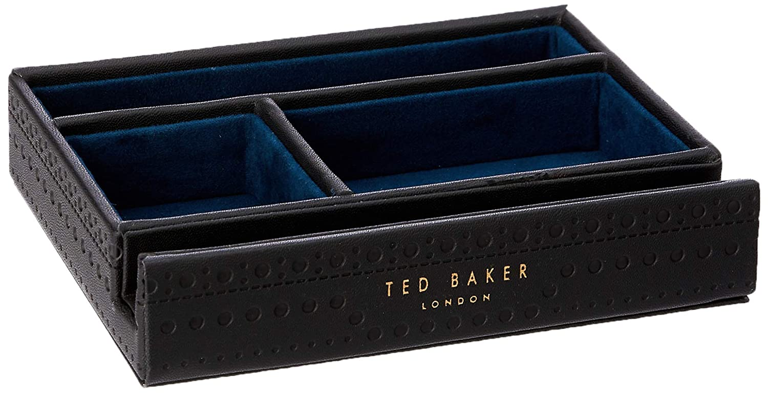 Amazon.com: Ted Baker – Bandeja para valle, color negro ...