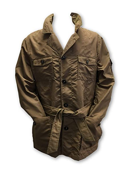 Pal Zileri Concept Camel Mack in Brown Size 46R Cotton: Amazon.es: Ropa y accesorios