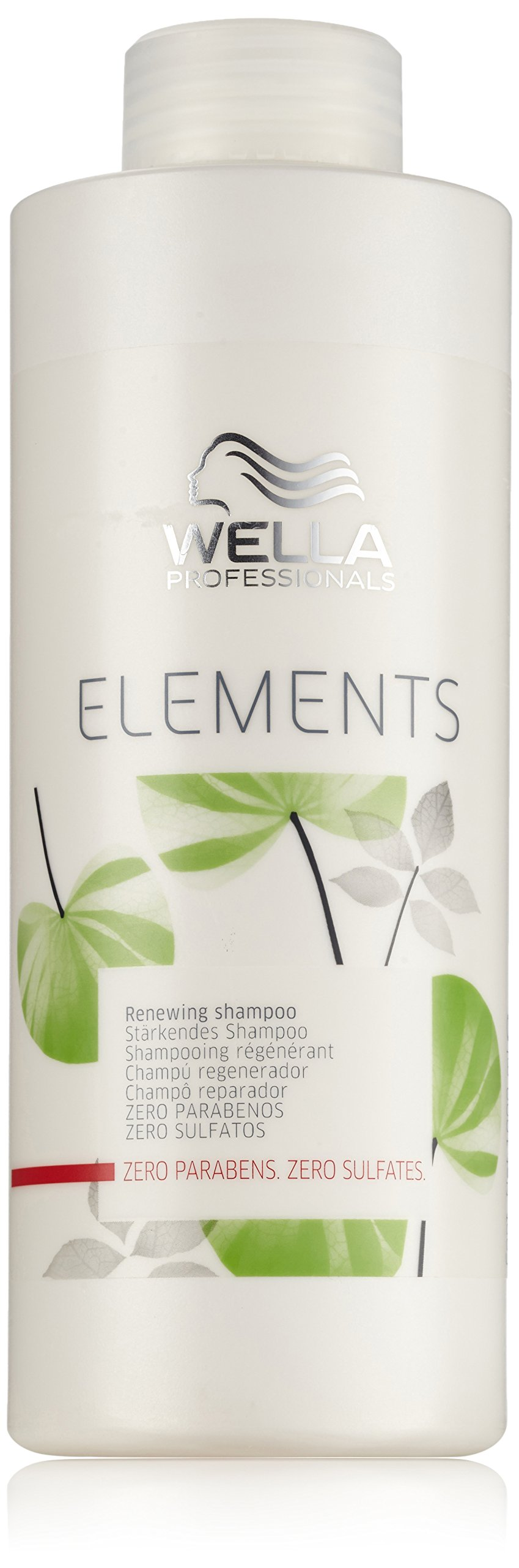 Wella Elements - Champú regenerator, 1000 ml product image