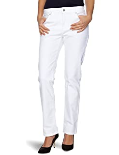 30265Hsp06 - Jean Skinny - Femme - Blanc-Tr-Bb-3 - Taille 46 (UK: 18)NYDJ