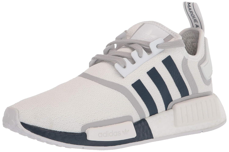 Buy Adidas ORIGINALS Men's NMD_R1 Running Shoe White Gum at Amazon.in