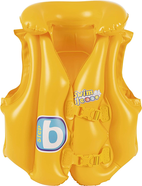 Bestway 32034 - Chaleco Salvavidas Infantil Swim Safe