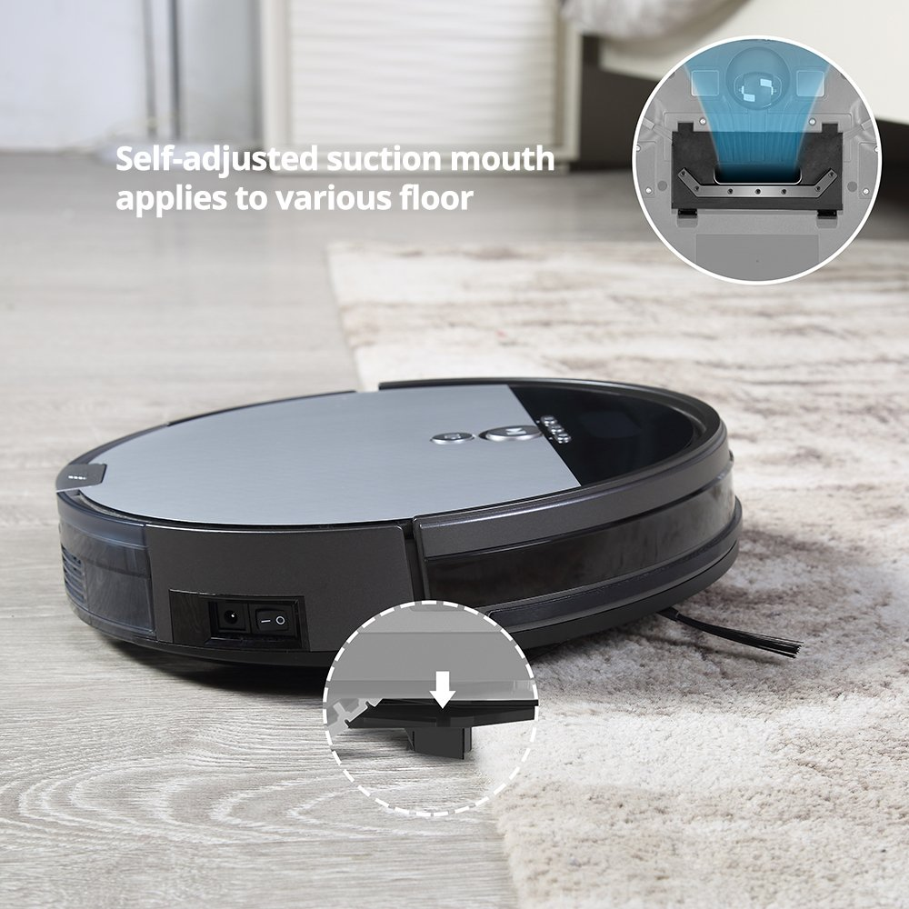 ILIFE V8s Robot Vacuum Cleaner Navigated Vacuuming and Mopping by ILIFE (Image #5)