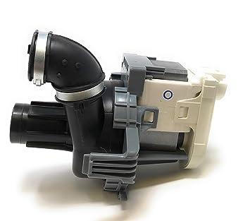 Whirlpool W11032770 Bomba de lavavajillas y conjunto de motor ...