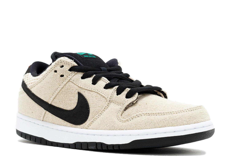 new product e8661 5d63a Amazon.com   Dunk Low Premium SB  420 Hemp  - 313170-206 - Size 4.5    Fashion Sneakers