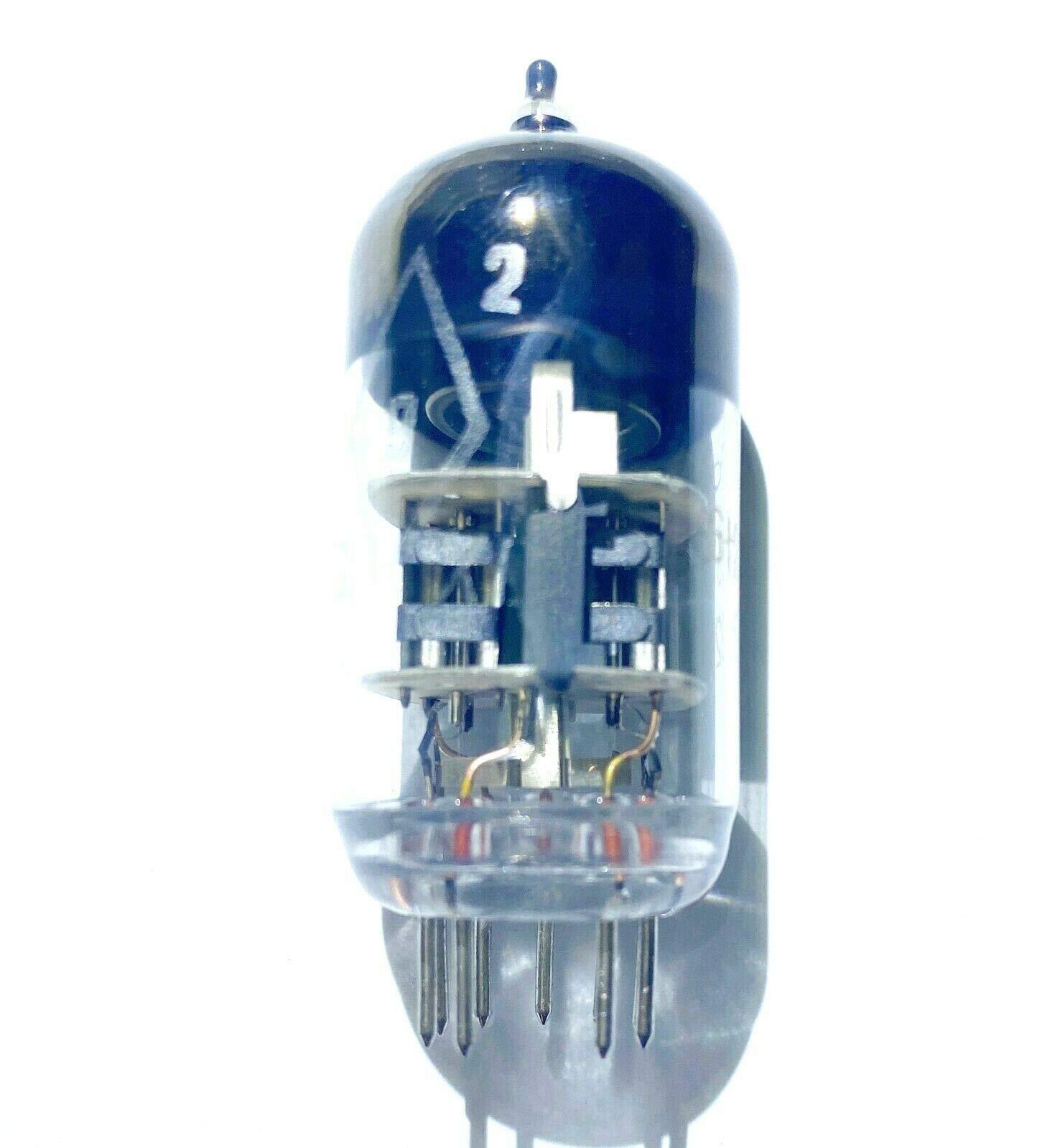 Reflector 6N23P-EV / E88CC / 6DJ8 Tube (Original Box) NOS USSR Military radiotub
