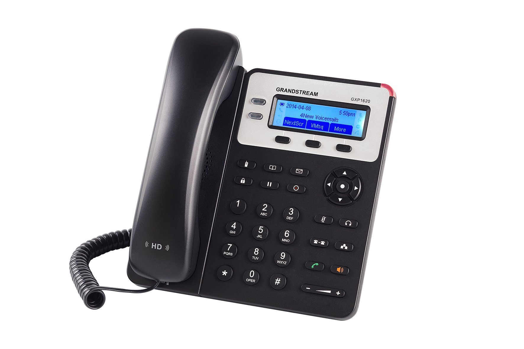 Grandstream GXP1625 Small to Medium Business HD IP Phone with POE VoIP Phone and Device by Grandstream