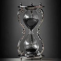 Reloj de arena,Elegante reloj de arena de 30 minutos,cronómetro Con doce patrones de constelación,reloj de arena…