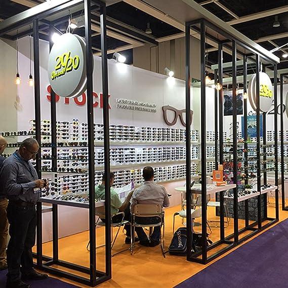 Amazon.com: anteojos de sol polarizadas lente redonda de ...