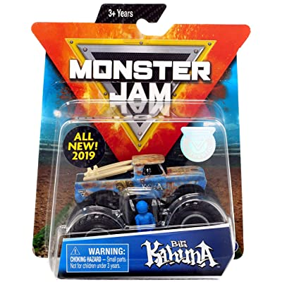 MJ 2020 Monster Jam Big Kahuna: Toys & Games