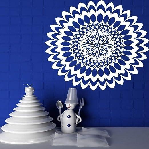 Yoga Mandala Roman Heidi Buda Indio Símbolo Decoración de la ...