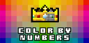 Color By Numbers Artbook from Color With Numbers Team