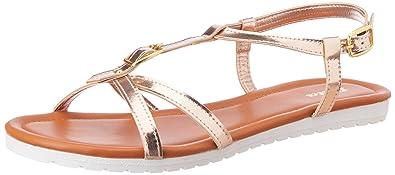 BATA Women's Georgina Fashion Sandals Women's Fashion Sandals at amazon
