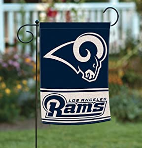 Double Sided Burlap Garden Flag, Premium Material, American Football Holiday Outdoor Decorative Small Flags for Home House Garden Yard Outdoor, 12.5 x 18 inch AG026