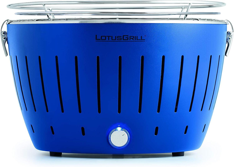 LotusGrill Barbecue Set complet avec cloche en verre