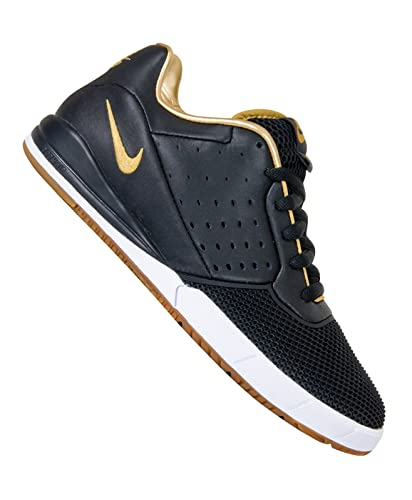 hot sale online 4f199 a30c4 Nike SB Zoom Tre A.D. Shoes blackmetallic gold Amazon.co.uk Shoes  Bags