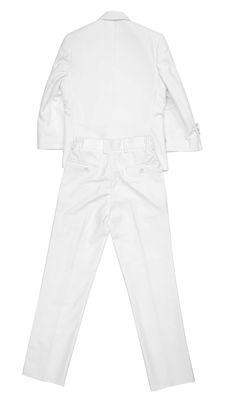 Ferrecci Boys Kids Youth 3pc Premium Tuxedo Suit