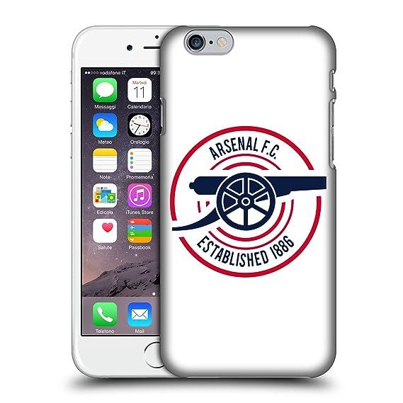 Arsenal Calendario.Amazon Com Official Arsenal Fc 1886 2018 19 Crest And