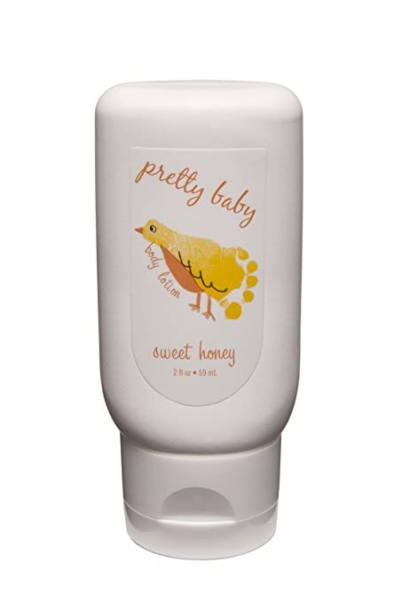 Amazon.com : Caren Original Pretty Baby Sweet Honey Body Lotion, White, 2 Ounce : Beauty