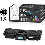 1-Pack 106R02777 Black Toner Cartridge Compatible for Xerox 3052 3260 3260DI 3260DNI 3215 3215NI 3225 225DNI Printers…