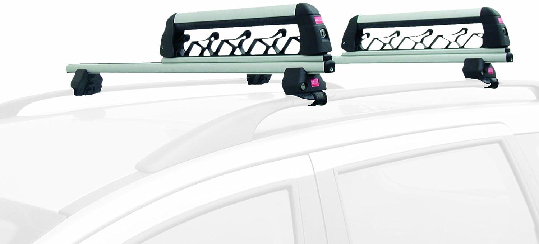 Fabbri 6801897 3 - Portasci e portasnowboard universale