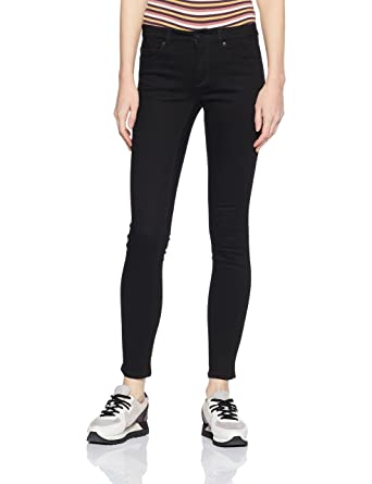 ece8c5e83a5a2 ONLYONLCARMEN - Jeans Skinny - black  Amazon.fr  Vêtements et ...